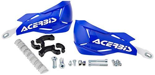 Acerbis Handschutz X-Factory blau/weiß