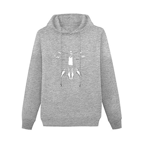 RHF The Big Lebowski Vitruvian Sweater Gray 3XL