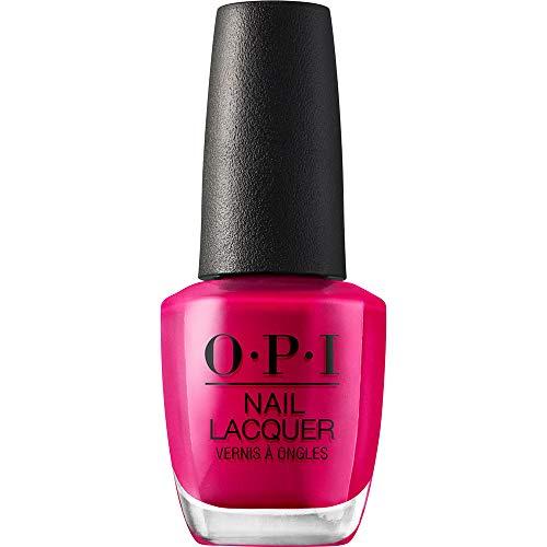 OPI Nail Polish, Nail Lacquer, California Raspberry, Pink Nail Polish, 0.5 Fl Oz