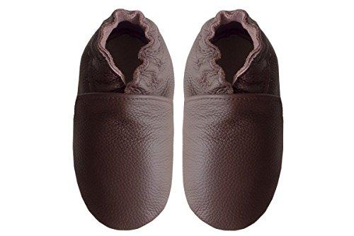 Rose & Chocolat Chaussettes, Marron (Brown Rcc 186), 3-4 Ans (Taille Fabricant:34-28/29) Bébé garçon