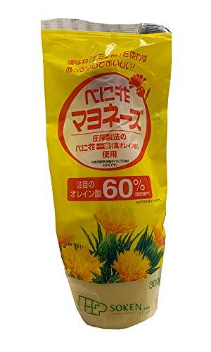 創健社 べに花オレインマヨネーズ 300g×5個            JAN:4901735105502