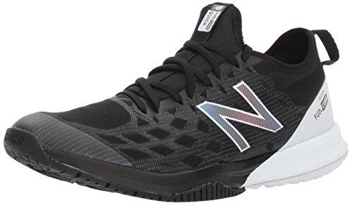 New Balance Mxqikv3, Zapatillas de Running para Hombre, Negro (Black/White), 40.5 EU