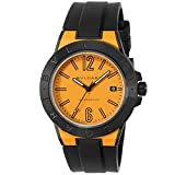 ブルガリ 腕時計 ディアゴノマグネシウム イエロー文字盤 DG41C10SMCVD メンズ 並行輸入品 ブラック