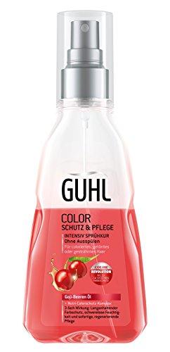 Guhl Color Schutz und Pflege Intensiv - Sprühkur, 2er Pack (2 x 180 ml)