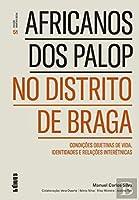 Africanos dos PALOP no Distrito de Braga (Portuguese Edition)