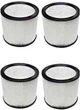 Vacuum Cleaner Attachment for 90304 Filter Replacement Cartridge Filter Fit 5 Gallon and Larger Compatible for Shop VAC We...