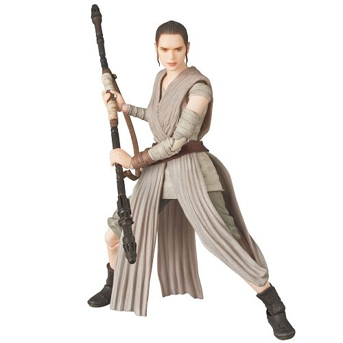 Mafex Rey Star Wars The Force Awakens Figura 16cm ABS ATBC-PVC