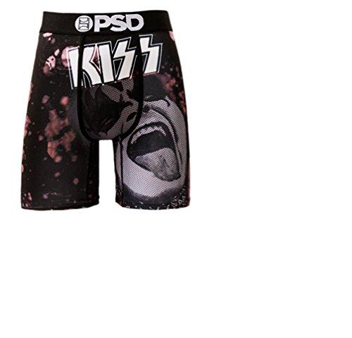 PSD Underwear Herren Boxershorts,Kiss,XL