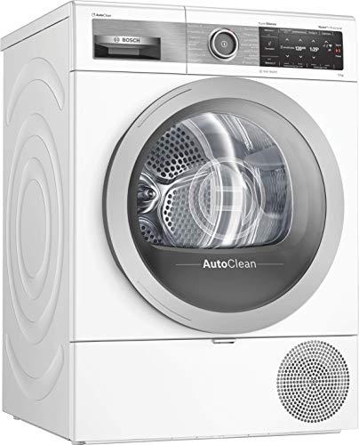 Bosch WTX87E40 HomeProfessional Wärmepumpen-Trockner / A+++ / 193 kWh/Jahr / 9 kg / Weiß mit Glastür / AutoDry / AutoClean / Iron Assist / Home Connect mit Smart Dry
