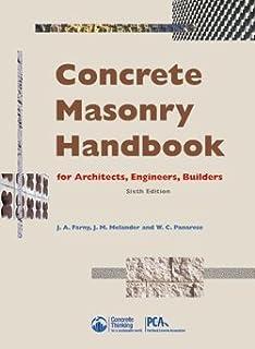 Concrete Masonry Handbook, 6th Edition