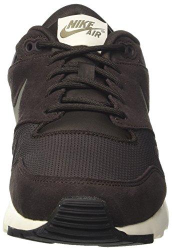 Nike Air Vibenna, Zapatillas de Gimnasia Hombre, Marrón (Velvet Brown/River Rock/Bright Cactus), 38.5 EU