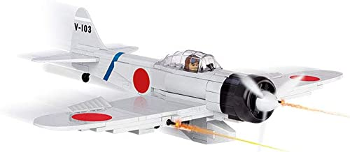 40% de descuento COBI 5515 Mitsubishi A6M2 Zero-Sen Model Construction Kit by by by COBI  te hará satisfecho