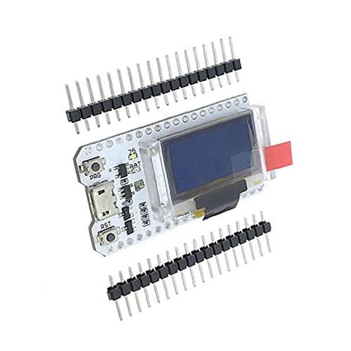 Esp32 Oled-display, Wifi Und Bluetooth Internet 0.96inch Development Board Esp32 Chip Module Weiß Oled-display Finebrand