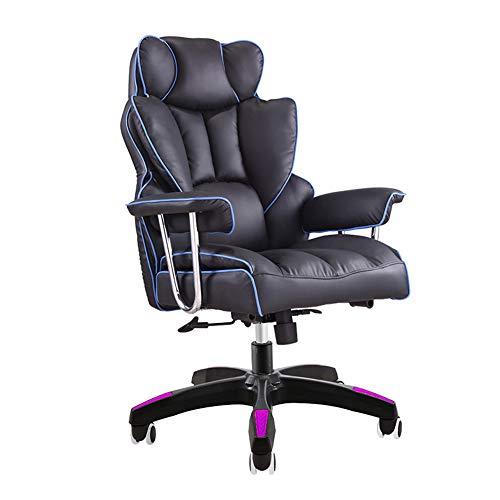 Sillas, sillas de oficina, sillones, silla reclinable ajustable para el hogar o la oficina, silla de oficina Boss, silla giratoria para descansar los pies