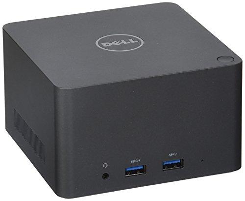 DELL 452-BBUV Notebook-Dockingstation & Portreplikator WiGig Schwarz - Notebook-Dockingstationen & Portreplikatoren (Kabellos, WiGig, 10,100,1000 Mbit/s, AC, 60 Hz, Schwarz)