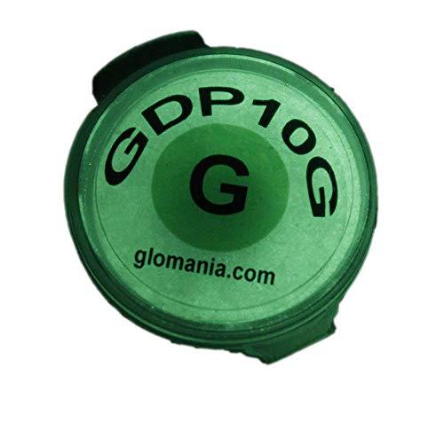 Green Glow in The Dark Pigment Powder 10g