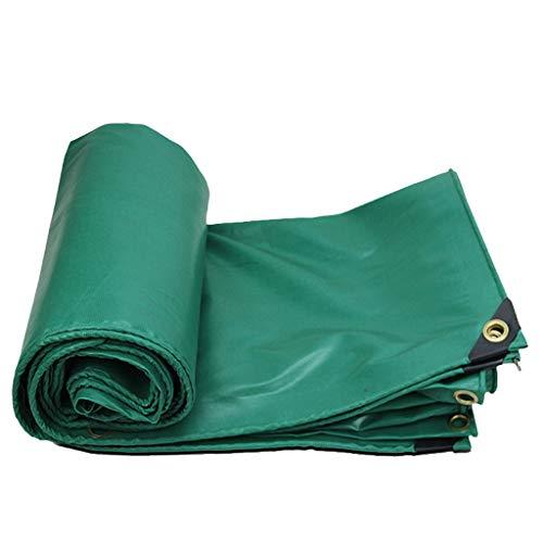 JLZS-Tarpaulin Camion imperméable imperméable à l'eau de Tissu d'auvent de Toile de Tissu de Pluie de bâche de PVC (Taille : 2 * 2m)