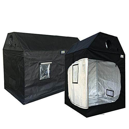 Senua Hydroponics Loft Grow Tent 120 x 120 x 160cm Loft Cube