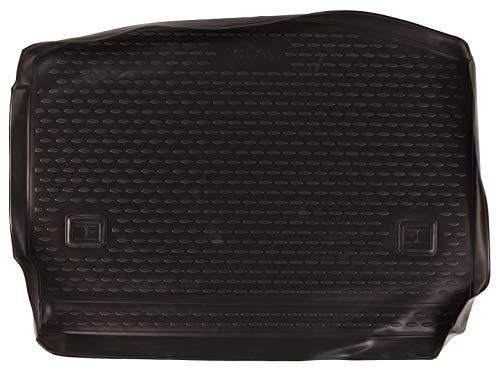 SIXTOL Auto Kofferraumschutz für den Renault Megane 3, 2010-2016 - Maßgeschneiderte antirutsch Kofferraumwanne für den sicheren Transport von Einkauf, Gepäck und Haustier