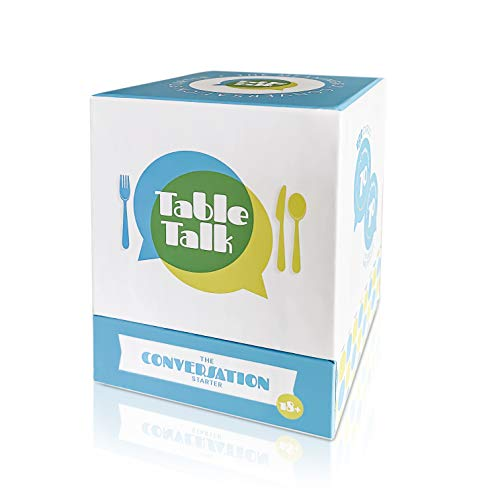 Table Talk Original | The Meaningful Conversation Starter | 150 Daily Intention & Reflection Cards | Card Game