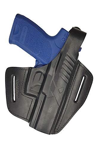 VlaMiTex B8 Leder Pistolenholster Gürtel Holster für Heckler und Koch USP P8