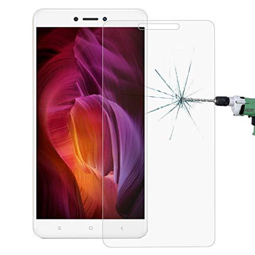 PAN-ES Accesorios Compatible para Celular Xiaomi Redmi Note 4X 0.26mm 9H Dureza Superficial película Protectora de Pantalla de Vidrio Templado a Prueba de explosiones