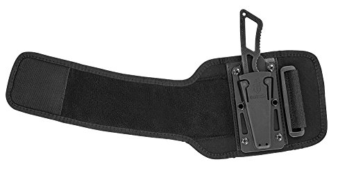 Product Image 1: Gerber Ghoststrike Fixed Blade Knife Deluxe Kit with Ankle Wrap [30-001006],Black