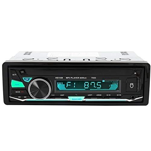 Royalr 12V Car Audio MP3 Música Bluetooth Jugador compite anfitrión de FM...