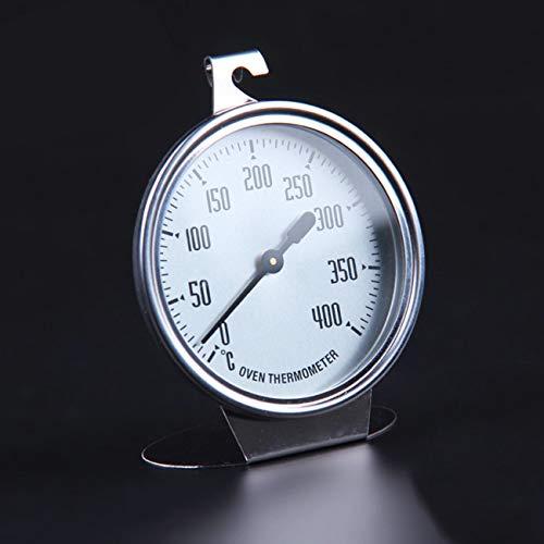 Ashley GAO Termómetro de cocina de acero inoxidable grande termómetro de cocina termómetro de medición termómetro herramienta para hornear utensilios para hornear