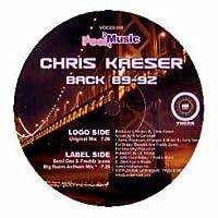 Chris Kaeser / Back 89-92