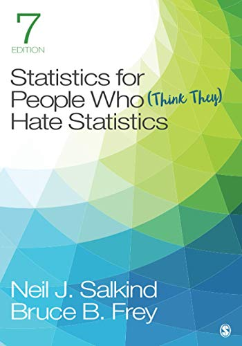 『Statistics for People Who (Think They) Hate Statistics』のトップ画像