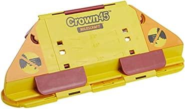Milescraft 1405 Crown45 - Crown Molding Tool, Yellow