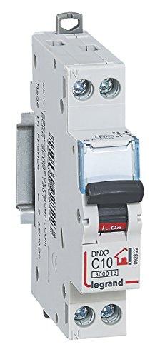 Legrand LEG92822 - Disyuntor (DNX³ 4500 U+N, 230 V, 10 A)