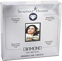Shahnaz HusainダイヤモンドFacialキット40g ( Set of 4)
