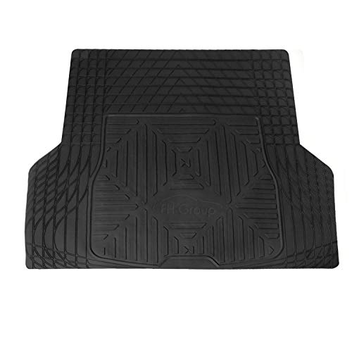 FH Group F16402BLACK Cargo Mat (Deluxe Trim to Fit All Weather Black)