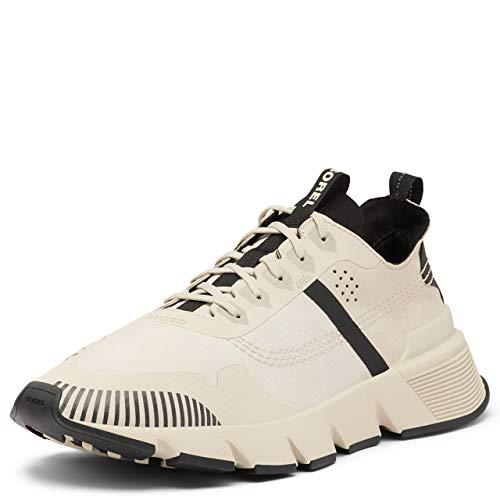 Sorel Men's Kinetic Rush Ripstop Sneaker - Fawn, Black - Size 12