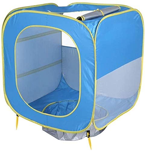 Lhak Portable outdoor tent Beach camping hiking tent pop cubes beach umbrellas UV protection bag baby pool