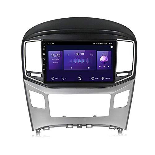 Coche estéreo Sat Nav adecuado para Hyundai H1 2017-2018 coche estéreo vehículo GPS capacitiva táctil HD Carplay Radios sistema multimedia Tracker