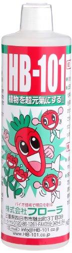フローラ 植物活力剤 HB-101 即効性 原液 500ml