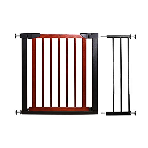 Safety Gate 40' Extra Wide Baby Gate Includes 8.26' Extension Kit Pressure Mount Extra Wide,75cm/29.5' Tall