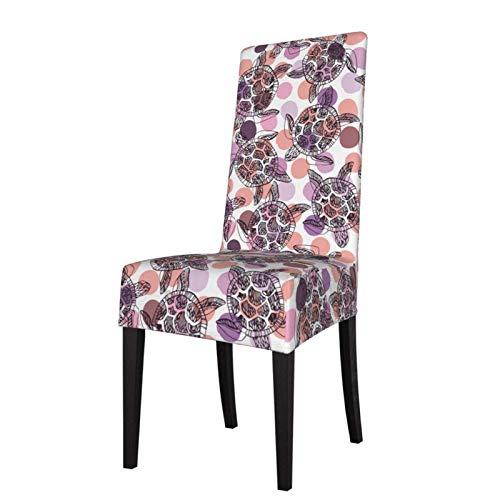 Fundas protectoras para sillas de comedor de Grid Poker, elásticas, extraíbles, lavables, para el hogar, cocina, fiesta, restaurante