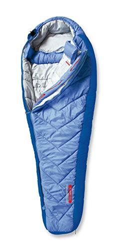 Saco de dormir fibras 4 estaciones Groenlandia azul Altus