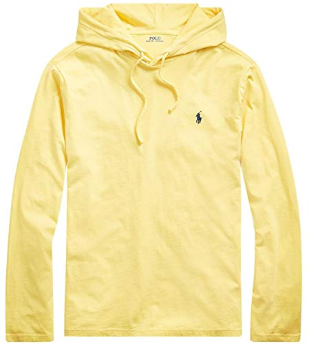 Ralph Lauren Polo a Manica Lunga Small Pony (XL, Red)