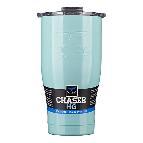ORCA Chaser Cup, Seafoam/Clear, 27 oz