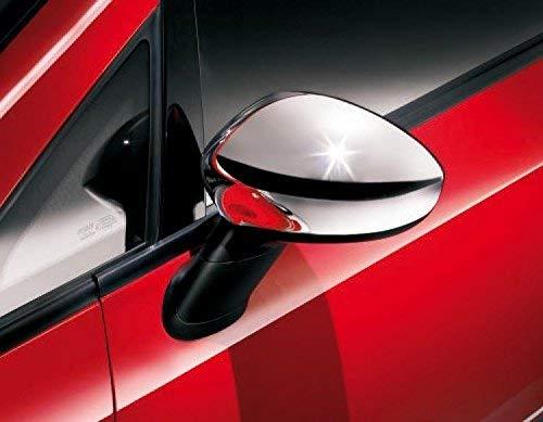 Car Passion Coppia Calotte Specchio Cromate Retrovisore Nuove