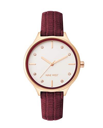 Nine West Dress Watch (Model: NW/2556RGBY)
