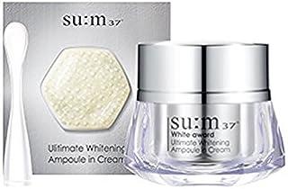 [スム37°] Sum37° ホワイトアワード アルティメットホワイトニングアンプルインクリーム White Award Ultimate Whitening Ampoule In Cream45ml (海外直送品) [並行輸入品]