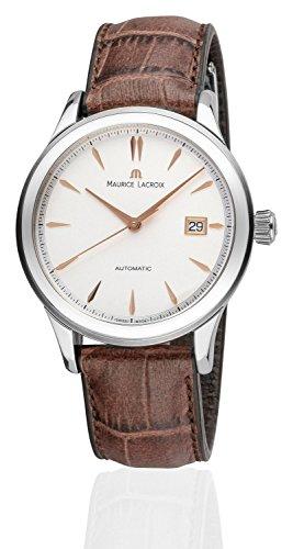 Maurice Lacroix Les Classiques Date Automatik-Herrenuhr LC6098-SS001-131-2