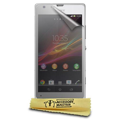 Accessory Master Pack 3 Pellicola proteggi schermo per Sony Xperia Sp