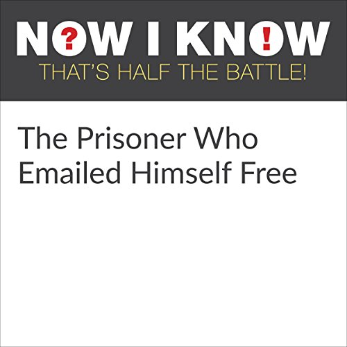 The Prisoner Who Emailed Himself Free audiobook cover art